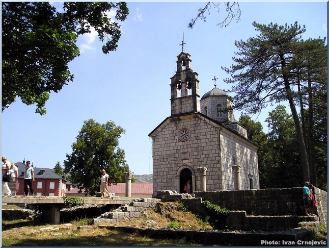 eglise cetinje montenegro