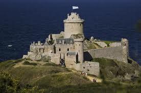 fort Lalatte en baie de Saint-Malo