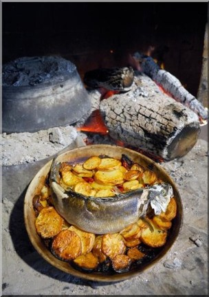 funtana cuisine croate istrie