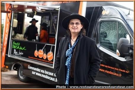 Marc veyrat food truck mes bocaux