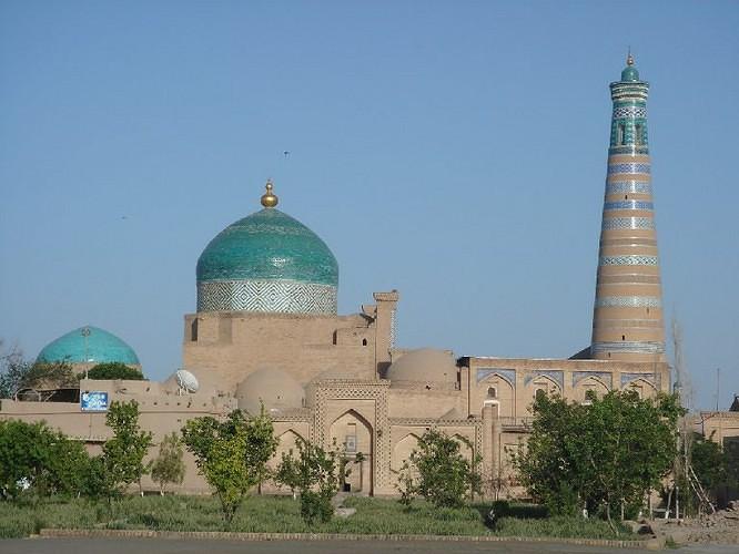 ouzbekistan mosquee boukhara