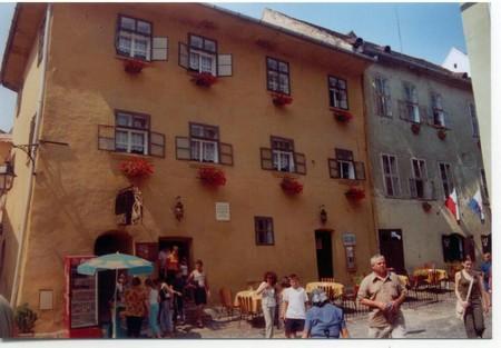 sighisoara maison dracula