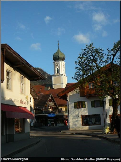 eglise baviere oberammergau