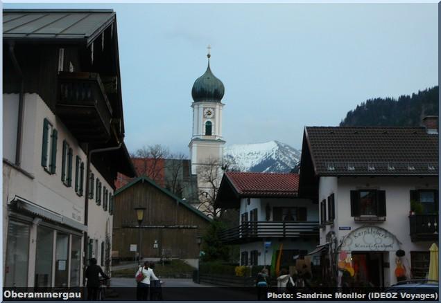 eglise oberammergau baviere
