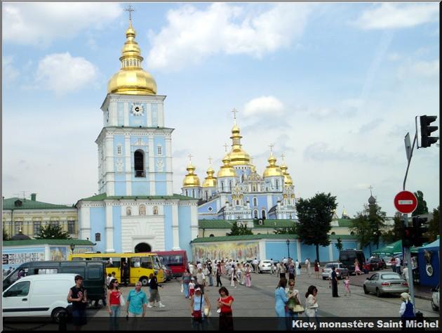 kiev monastere saint michel