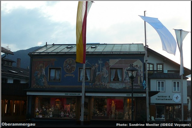 oberammergau scene passion