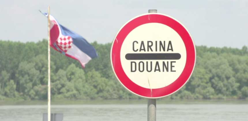 Papiers d'identité nécessaires pour voyager en Croatie : formalités douanières 1