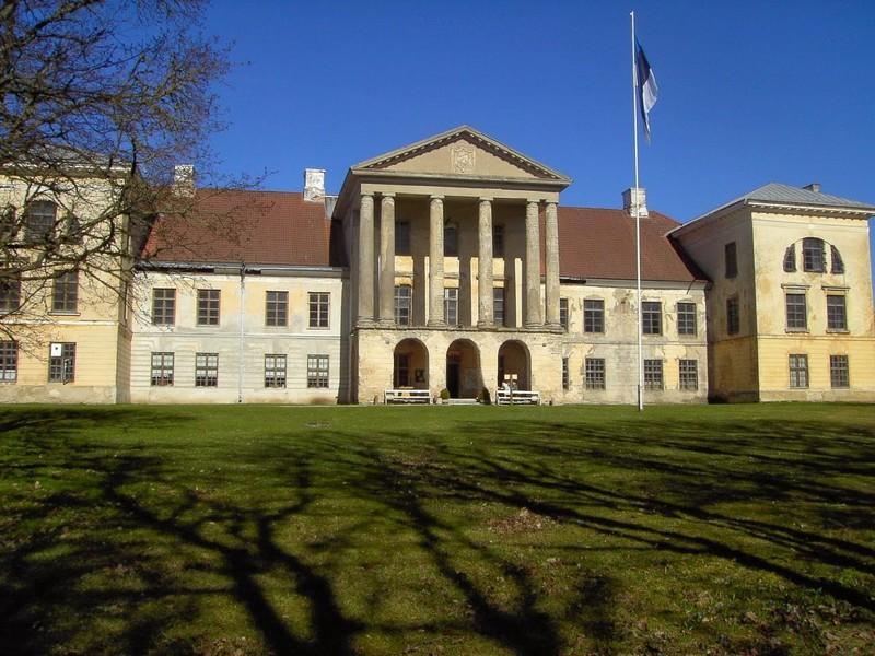 Estonie Parc Lahemaa Manoir de Kolga
