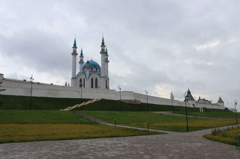Kazan Kremlin classé au patrimoine mondial de l'Unesco