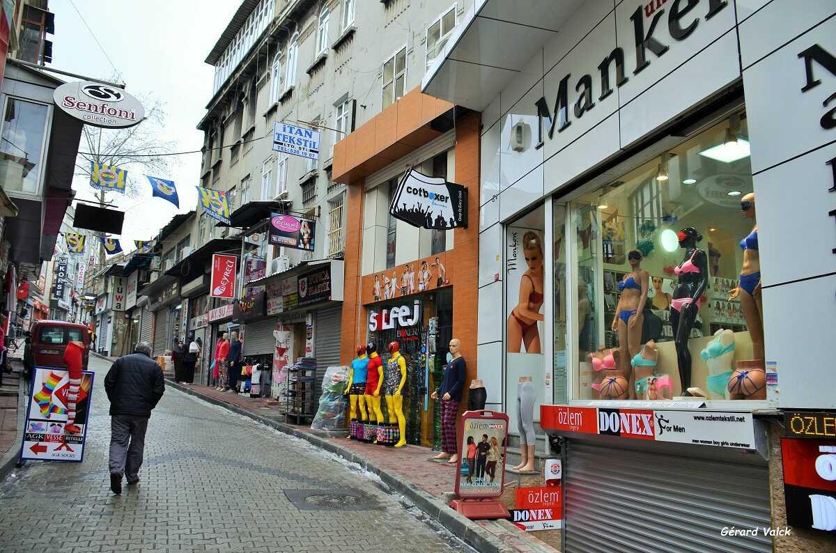 shopping à istanbul