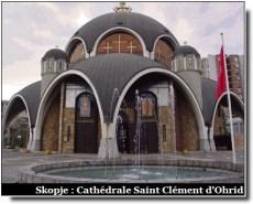skopje cathédrale saint clément