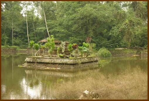 Bali source d'eau bénite