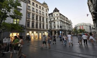 Beograd rue knez mihailova