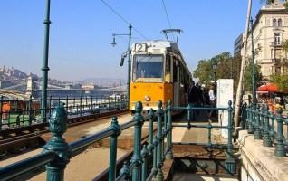 budapest trameke