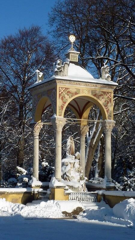 Cimetiere Westfriedhof Munich Tombe monumentale