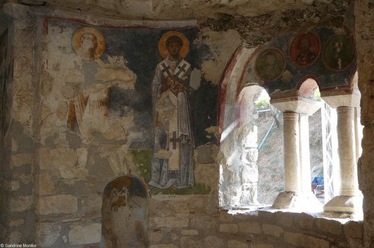 Eglise orthodoxe saint Nicolas à Demre