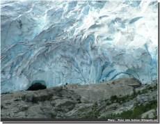 Glacier Nigardsbreen Norvege