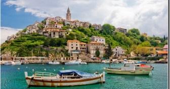Ile Krk croatie
