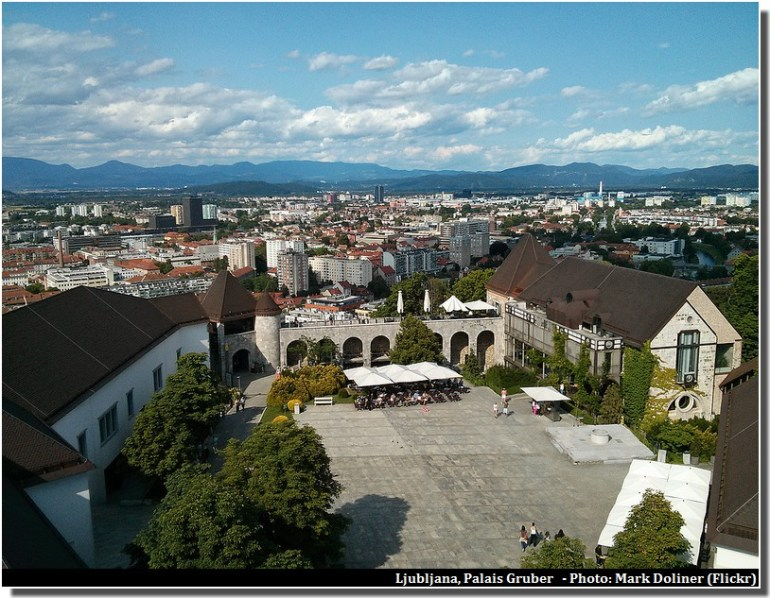 Ljubljana palais gruber