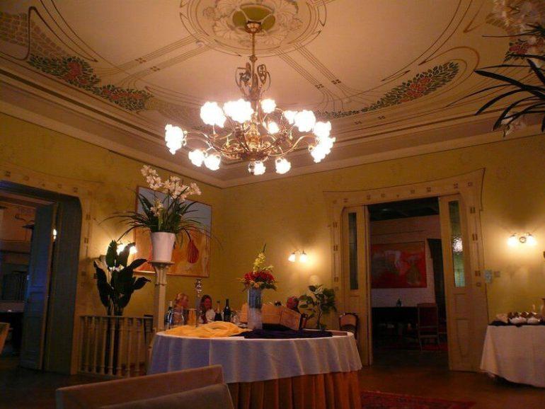 Parnu villa Ammende salle a manger