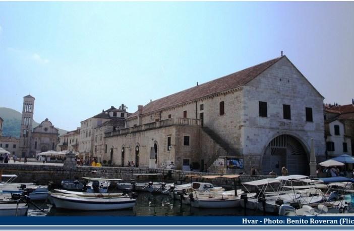 Port ville Hvar