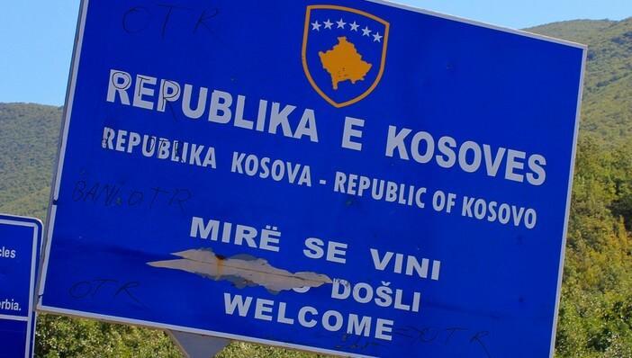 republique kosovo frontiere