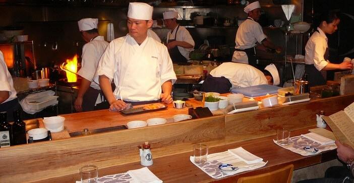 Restaurant Shunka Barcelone