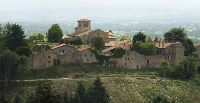 Saint Haon le Chatel
