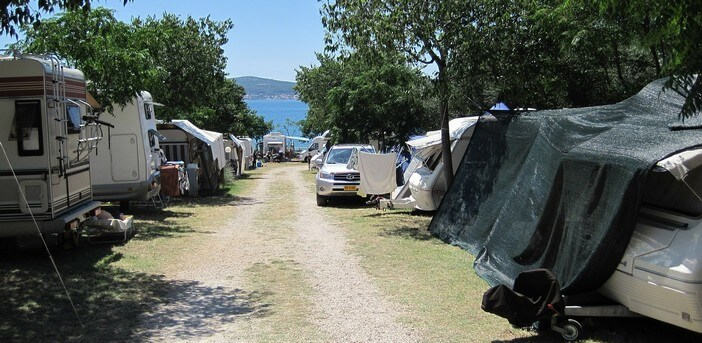 camping en dalmatie