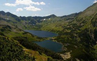 lacs tatras polonais