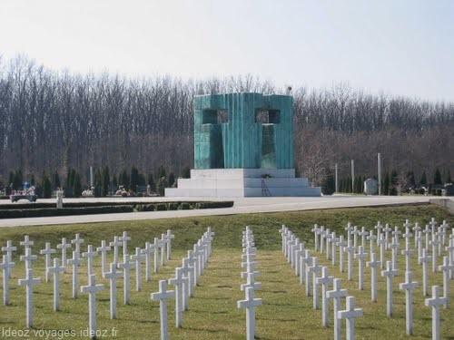 mémorial de la guerre de Croatie à Vukovar