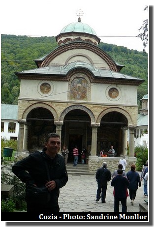 monastere Cozia