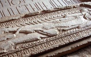 monastere noravank tombe du lion