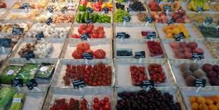 munich Schrannenhalle Viktualienmarkt legumes