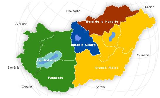 region de danubie en hongrie