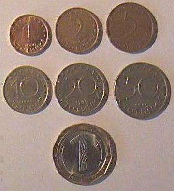 stotinki lev bulgare monnaies