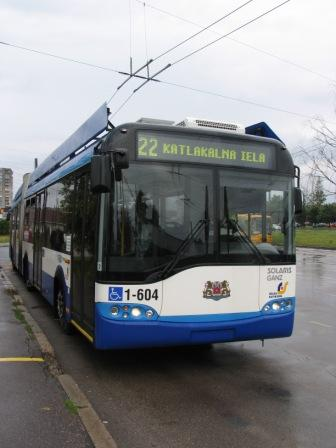 transports en commun riga bus