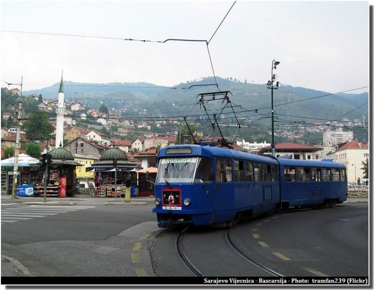 Tramway Sarajevo