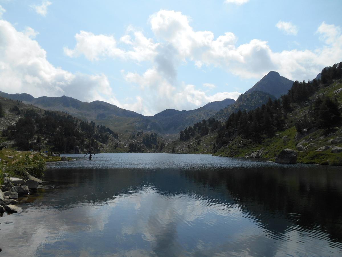 lac baciver val d'aran