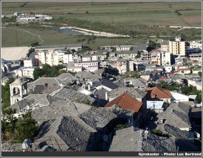 Gjirokaster Albanie