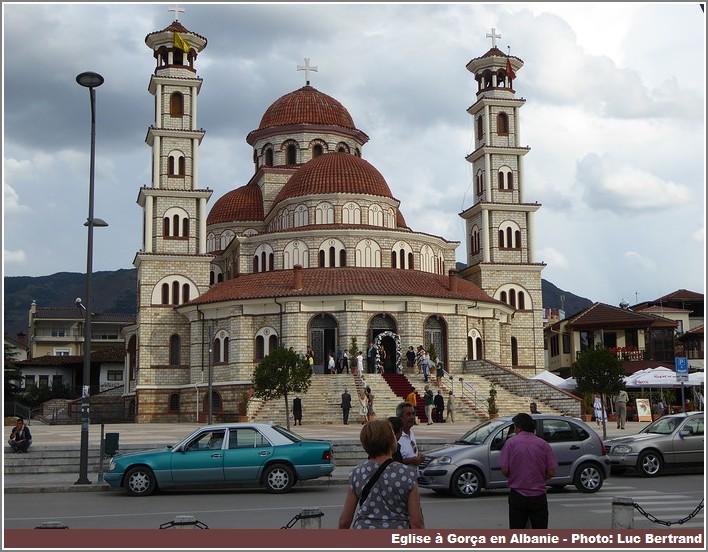 Gorça Eglise Albanie
