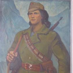 Musee Gjirokaster combattant communiste