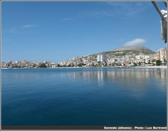 Saranda Albanie