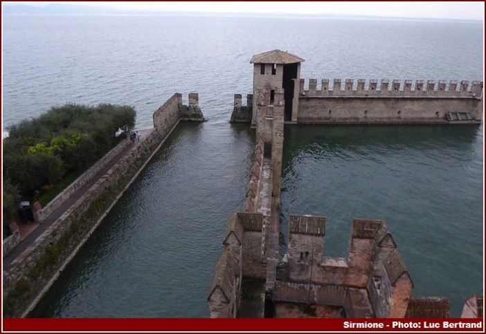 Sirmione remparts