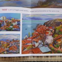 Taso fragile et poetique