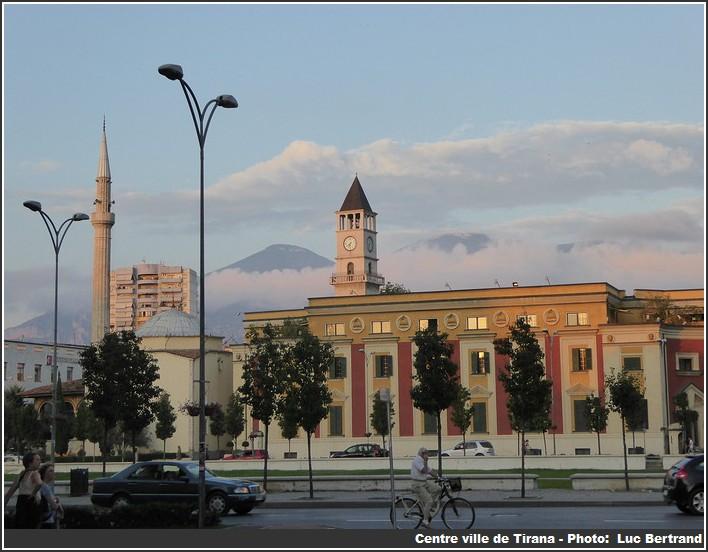 Tirana mosquee