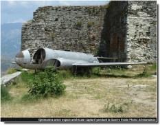 Gjirokastra avion americain espion