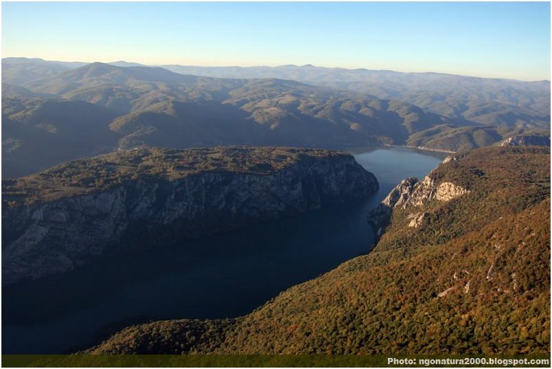 Parc national Djerdap et forteresses du Danube en Serbie 1