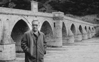 IVO ANDRIC pont sur la Drina