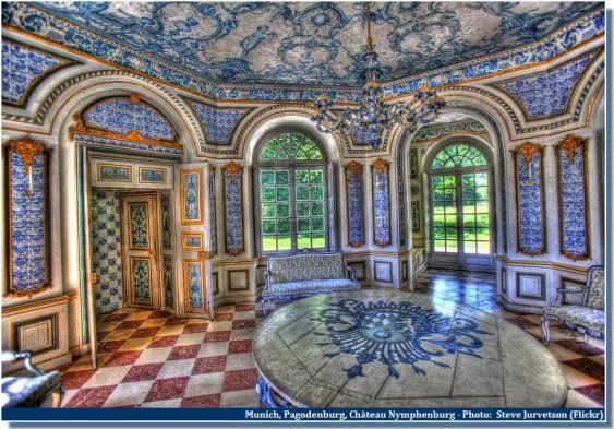 Pagodenburg Chateau Nymphenburg